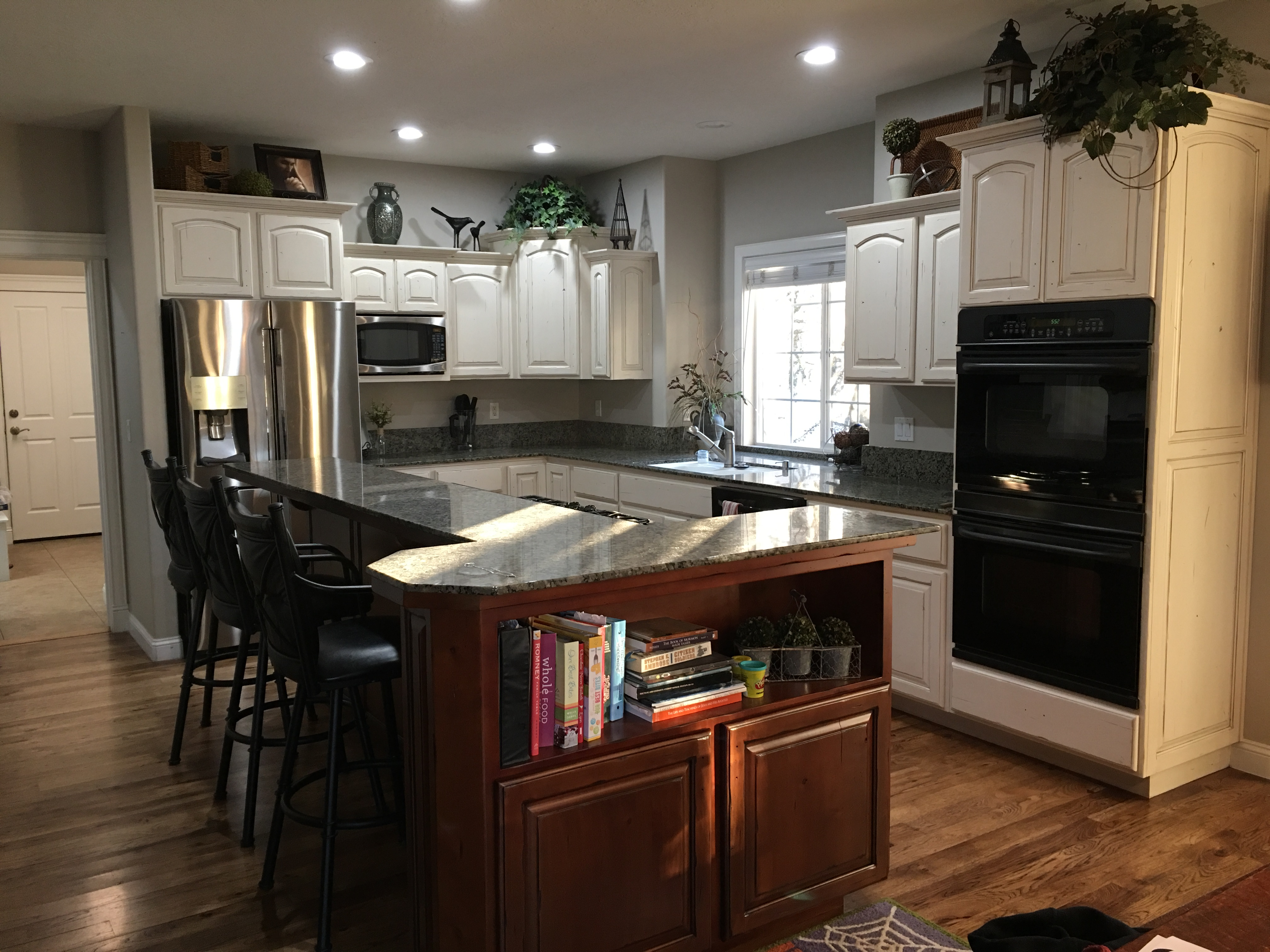 Upscale kitchen refinishing kitchen cabinet refinishing for Kitchen cabinets denver