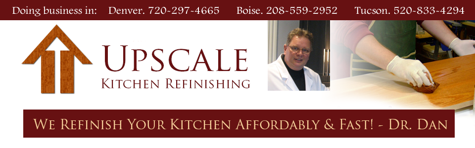 Kitchen Cabinet Refinishing Boise ID & Denver